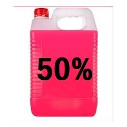 Refrigerante 50% Rosa 5L