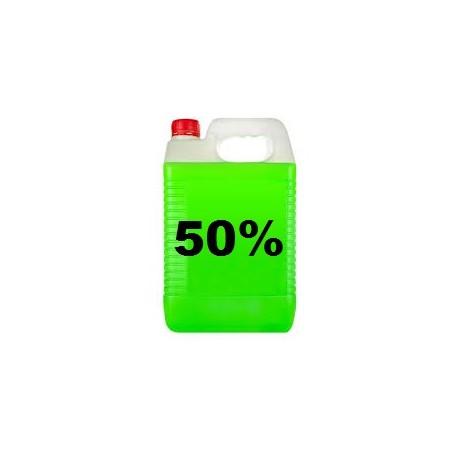 Refrigerante 50% Verde 5L