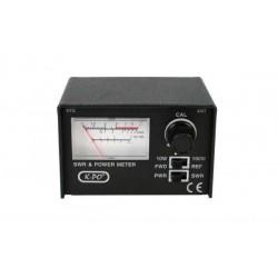 Medidor Estacionarias ROE Watimetro 100W