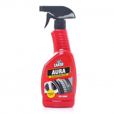 Limpiador Abrillantador Neumáticos