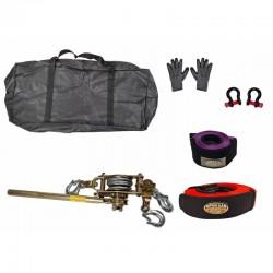Kit Rescate con Cabrestante Manual