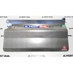 Protección Frontal 8mm ALMONT4WD