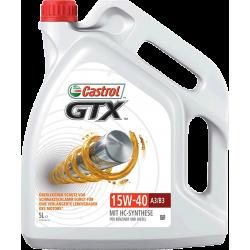 Castrol GTX 15W40 5L.
