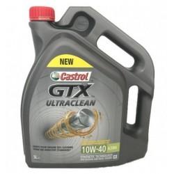 Aceite Castrol GTX 10W40 5L