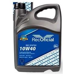 Aceite 10w40 RecOficial