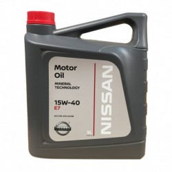 Aceite Nissan 15W40